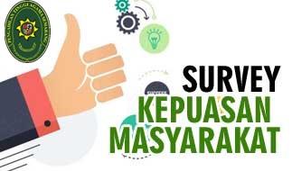 Survey Kepuasan Masyarakat (SKM) PTA Semarang